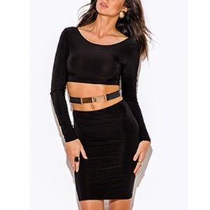Midtown Cut Out Dress